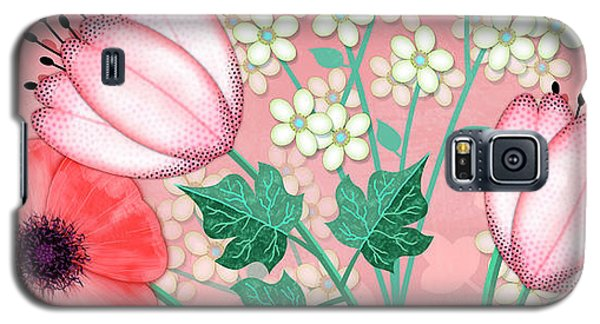 Where Flowers Bloom Galaxy S5 Case