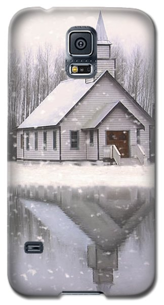Where Hope Grows - Hope Valley Art Galaxy S5 Case by Jordan Blackstone