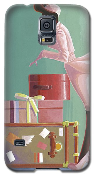 Where Is He? Galaxy S5 Case