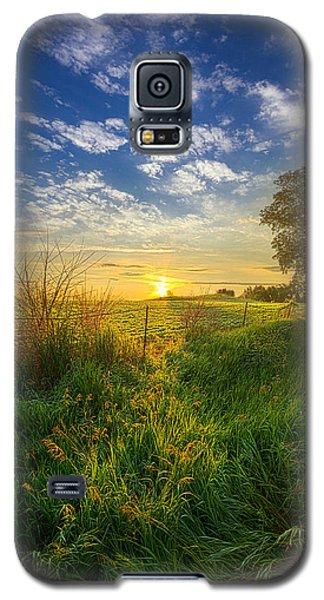 Where My Heart Belongs Galaxy S5 Case