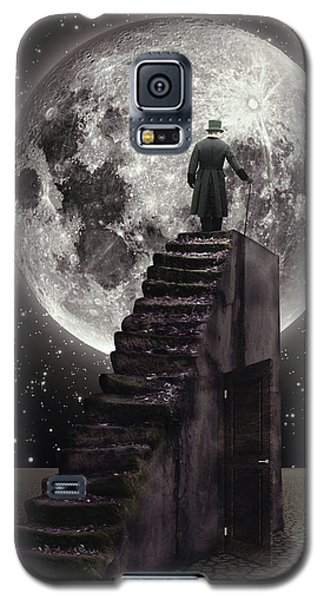 Where The Moon Rise Galaxy S5 Case