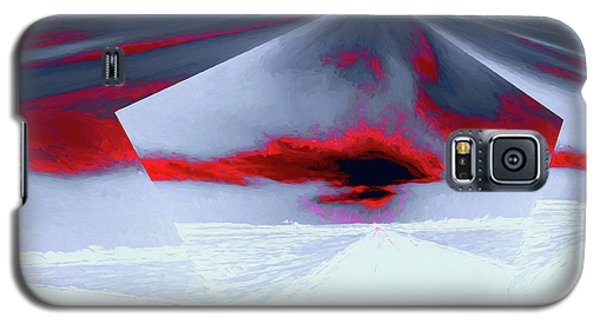 Where The Sky Bends Galaxy S5 Case by Aliceann Carlton