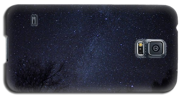 Where The Wind And The Coyotes Howl Galaxy S5 Case