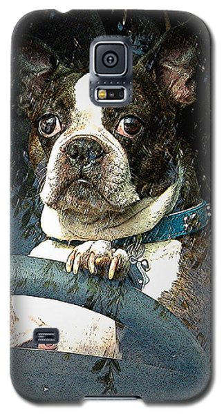 Where To James Galaxy S5 Case
