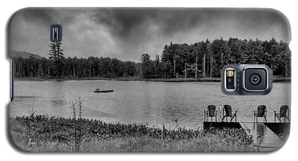 Galaxy S5 Case featuring the photograph Where To View Twin Ponds by David Patterson