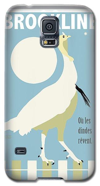 Where Turkeys Dream Galaxy S5 Case