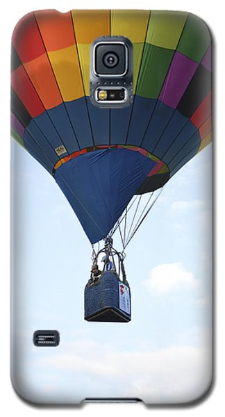 Galaxy S5 Case featuring the photograph Where Will The Winds Take Us? by Linda Geiger