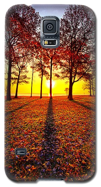 Where You Have Been Is Part Of Your Story Galaxy S5 Case