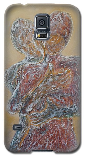 Where You Start And I Begin Galaxy S5 Case by Theresa Marie Johnson