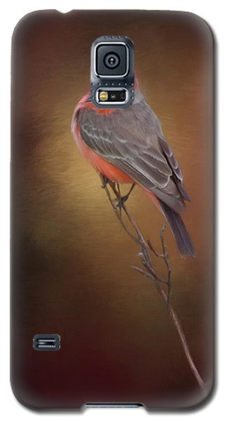 Galaxy S5 Case featuring the digital art Where's That Bug? by Evelyn Garcia
