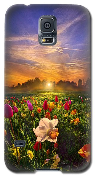 Wherever The Journey Takes Us Galaxy S5 Case