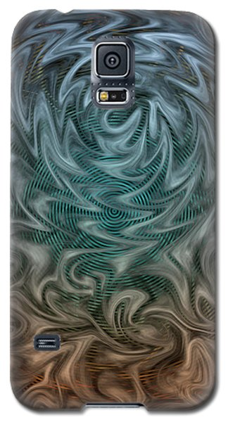 Wherever You Go, There You Are Galaxy S5 Case