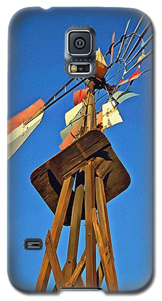 Which Way The Wind Blows Galaxy S5 Case by Glenn McCarthy Art and Photography