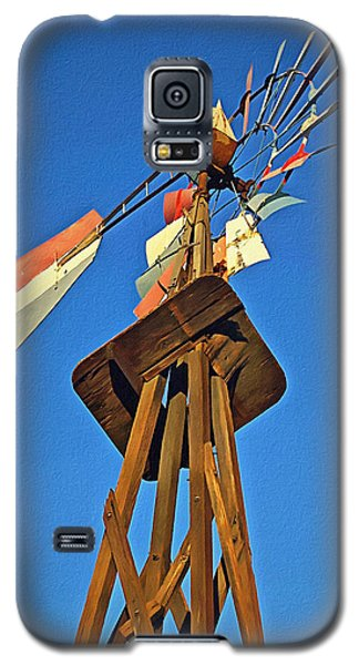 Which Way The Wind Blows Galaxy S5 Case