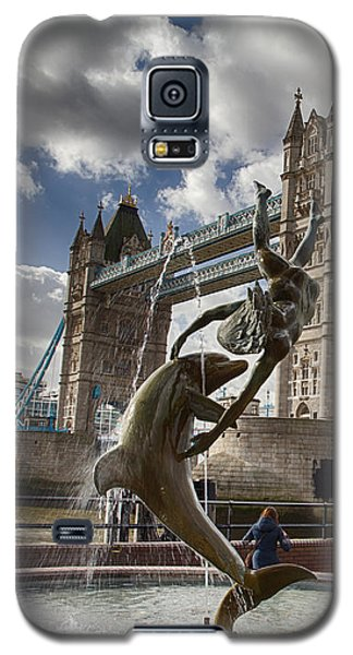 Whimsy At Tower Bridge Galaxy S5 Case