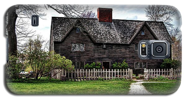 The John Whipple House In Ipswich Galaxy S5 Case