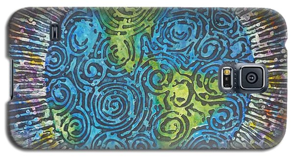 Whirled Piece Galaxy S5 Case