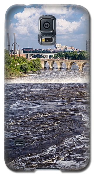 Whirlpool On Mississippi Galaxy S5 Case