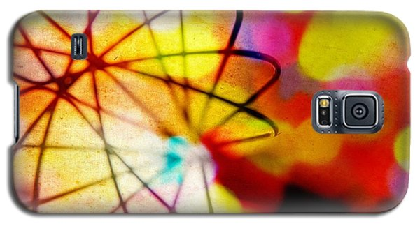 Galaxy S5 Case featuring the photograph Whisk ...altered Images Series by Lynn England