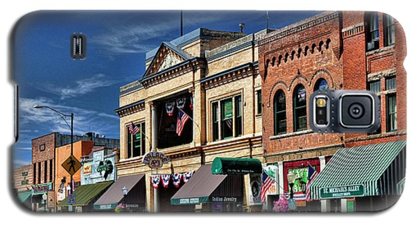 Whiskey Row - Prescott  Galaxy S5 Case