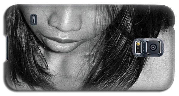Whispering Hair Galaxy S5 Case