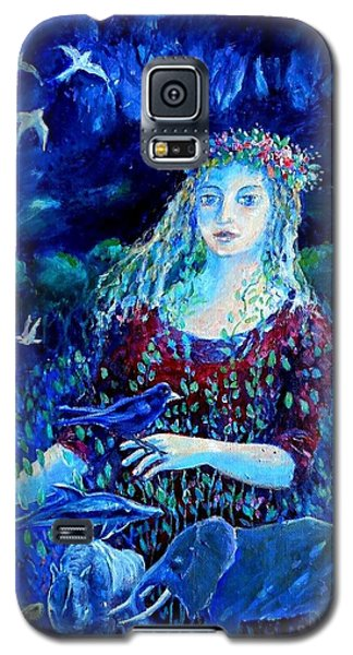 Whispers From The Future  Galaxy S5 Case