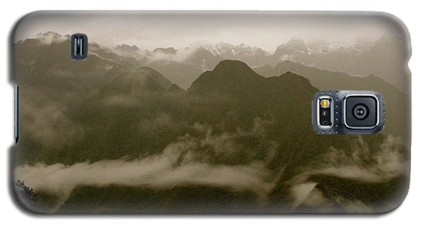 Whispers In The Andes Mountains Galaxy S5 Case