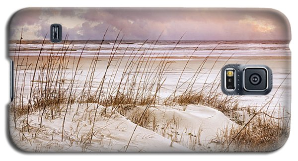 Galaxy S5 Case featuring the photograph Whispers In The Dunes by Debra and Dave Vanderlaan