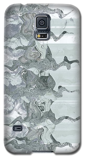 Galaxy S5 Case featuring the digital art Whispers In The Fog by Wendy J St Christopher