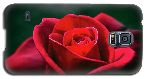 Galaxy S5 Case featuring the photograph Whispers Of Passion by Linda Lees