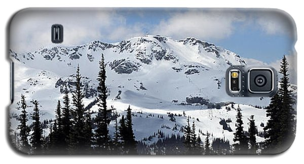 Whistler Mountain Peak View From Blackcomb Galaxy S5 Case