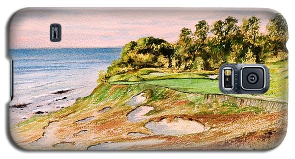 Whistling Straits Golf Course 17th Hole Galaxy S5 Case