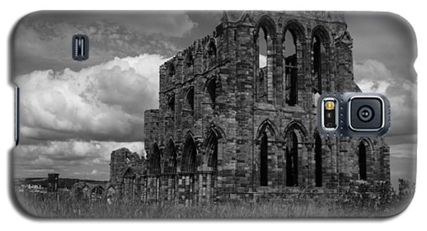 Whitby Abbey, North York Moors Galaxy S5 Case