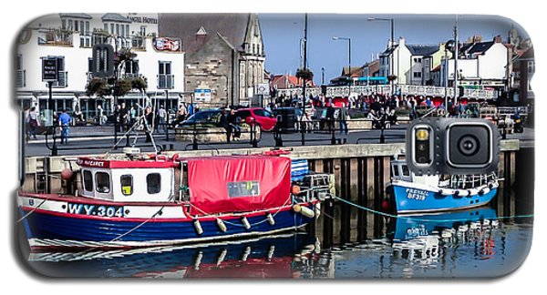 Whitby Harbor, United Kingdom Galaxy S5 Case