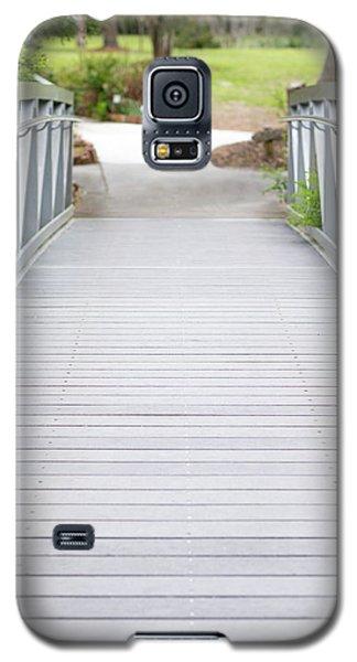 White Bridge Galaxy S5 Case