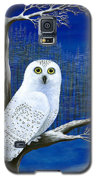 White Delivery Galaxy S5 Case