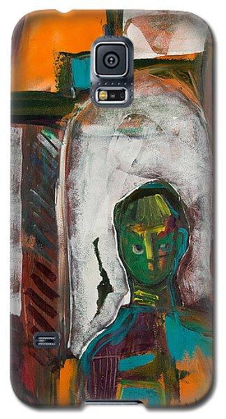 White Door Galaxy S5 Case