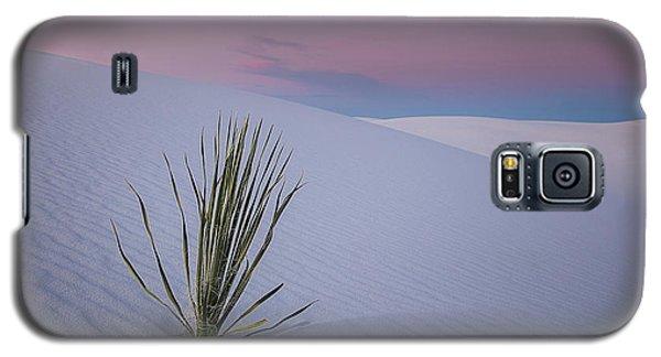 White Dunes Galaxy S5 Case
