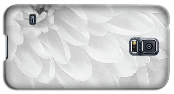 White Elegance Galaxy S5 Case
