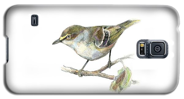 White-eyed Vireo Galaxy S5 Case