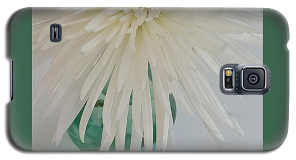 White Flower In A Vase By Jasna Gopic Galaxy S5 Case
