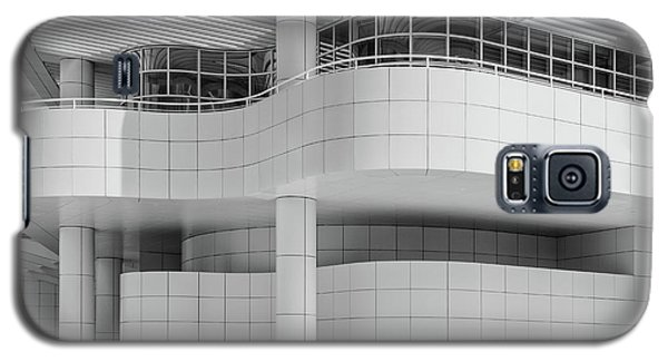 White - Getty Center Galaxy S5 Case