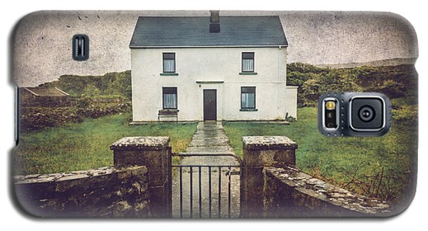 White House Of Aran Island I Galaxy S5 Case