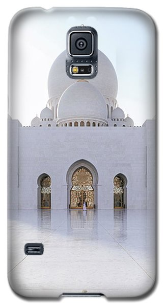 White Mosque Galaxy S5 Case