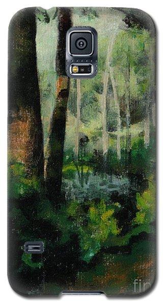 White Mountain Woods Galaxy S5 Case