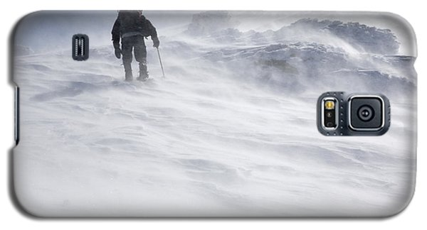 White Mountains New Hampshire - Extreme Weather Galaxy S5 Case