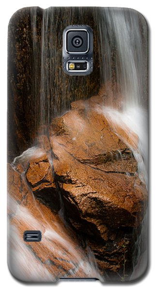 Galaxy S5 Case featuring the photograph White Mountains Waterfall by Jason Moynihan