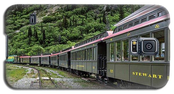 White Pass And Yukon Railway Galaxy S5 Case