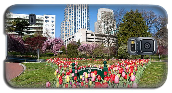 White Plains Beautification Foundation Garden Galaxy S5 Case