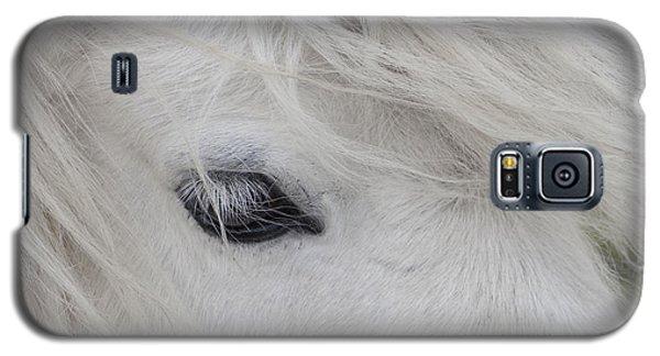White Pony Galaxy S5 Case
